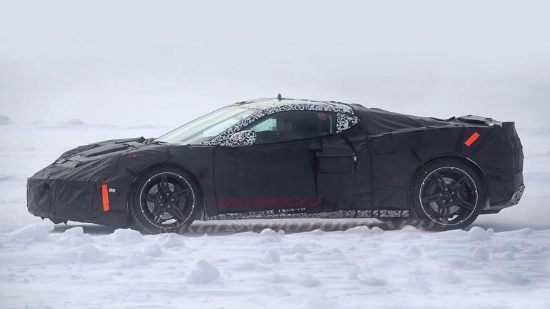 2019 - [Chevrolet] Corvette C8 Stingray D082bc10