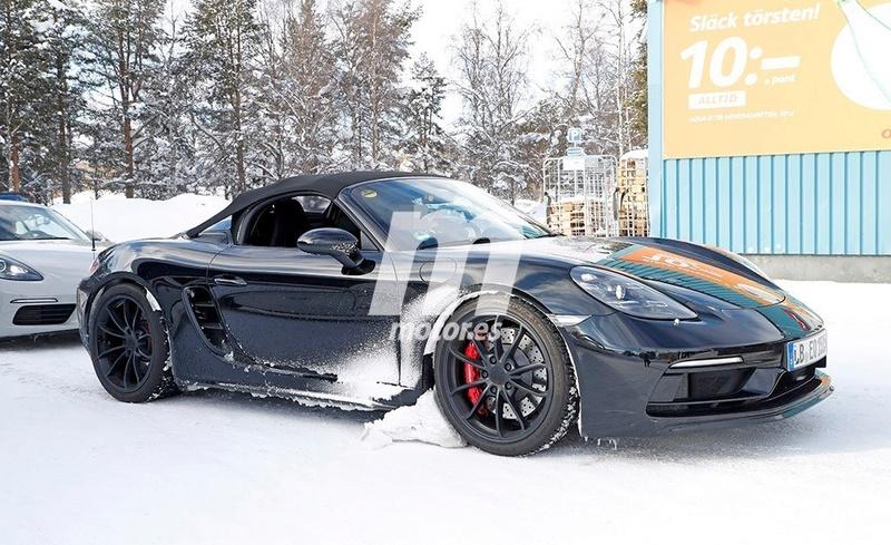 2016 - [Porsche] 718 Boxster & 718 Cayman [982] - Page 6 D1a7f010