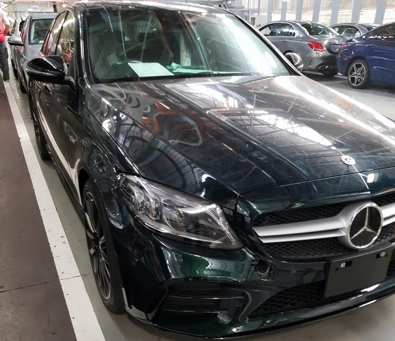 2018 - [Mercedes] Classe C Restylée [W205/S205] - Page 4 D210e510