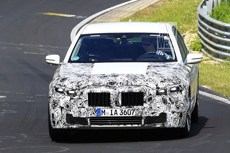2019 - [BMW] Série 7 restylée  D22cca10