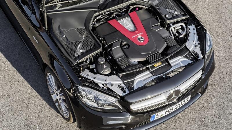 2018 - [Mercedes] Classe C Restylée [W205/S205] - Page 4 D2819610