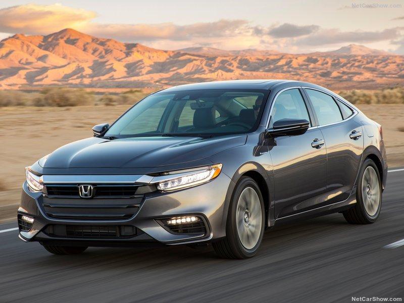 2018 - [Honda] Insight III D2f52010