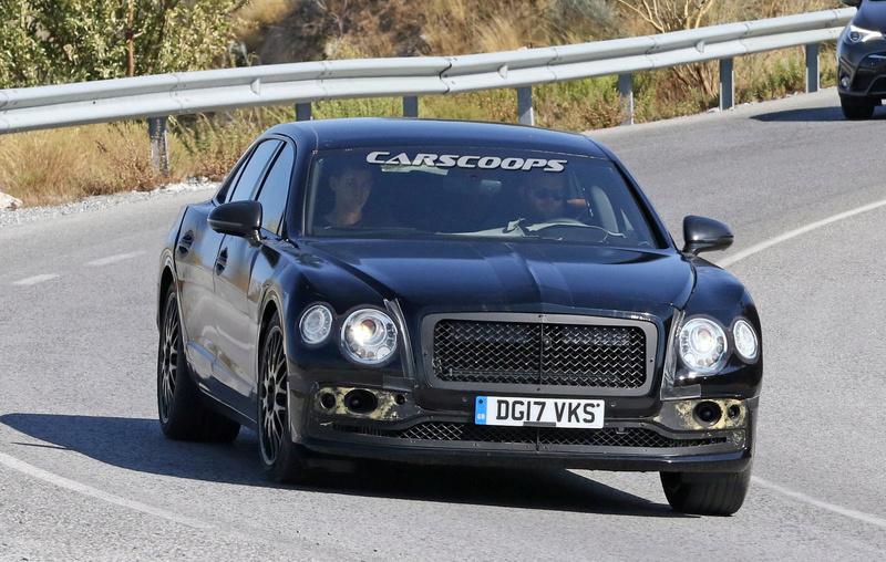 2019 - [Bentley] Flying Spur D3070610