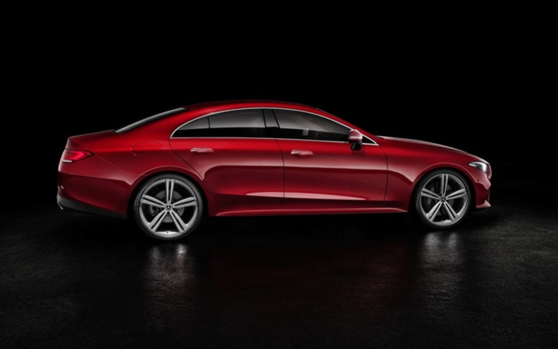2018 - [Mercedes] CLS III  - Page 5 D30e0710
