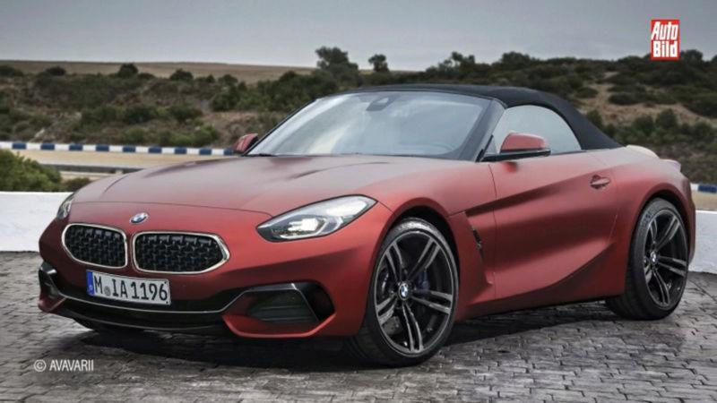 2018 - [BMW] Z4 (G29) - Page 5 D40a2610