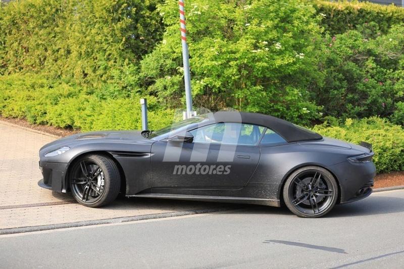 2019 - [Aston Martin] DBS Superleggera D41fce10