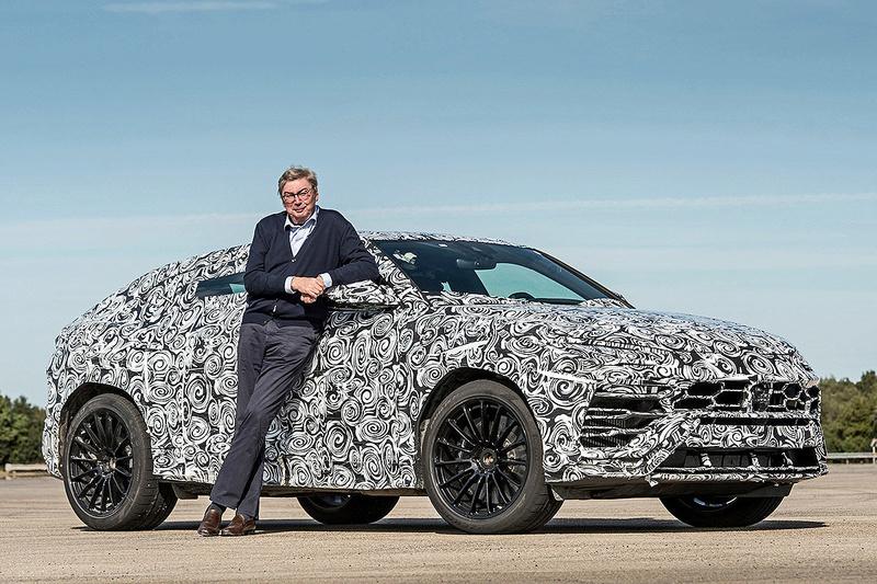 2018 - [Lamborghini] SUV Urus [LB 736] - Page 8 D4b42c10