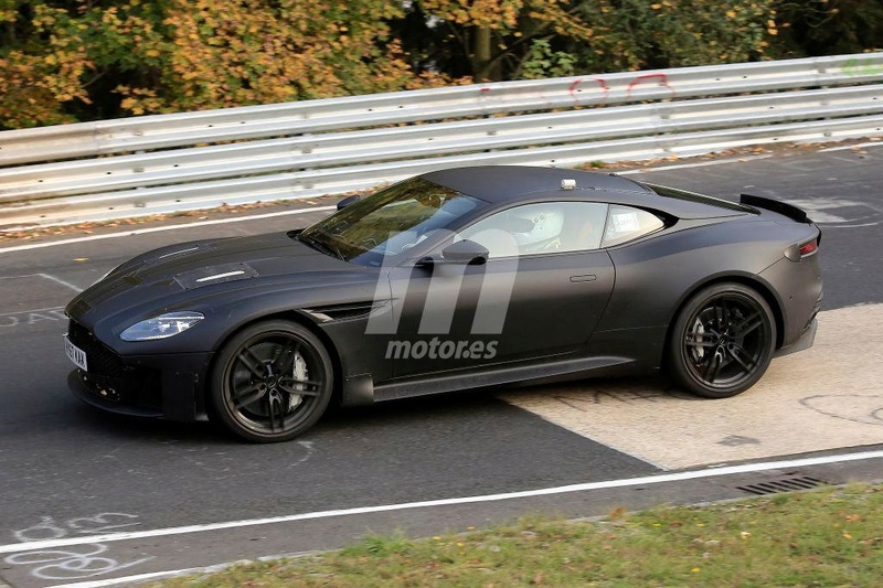 2019 - [Aston Martin] DBS Superleggera D4f8fb10