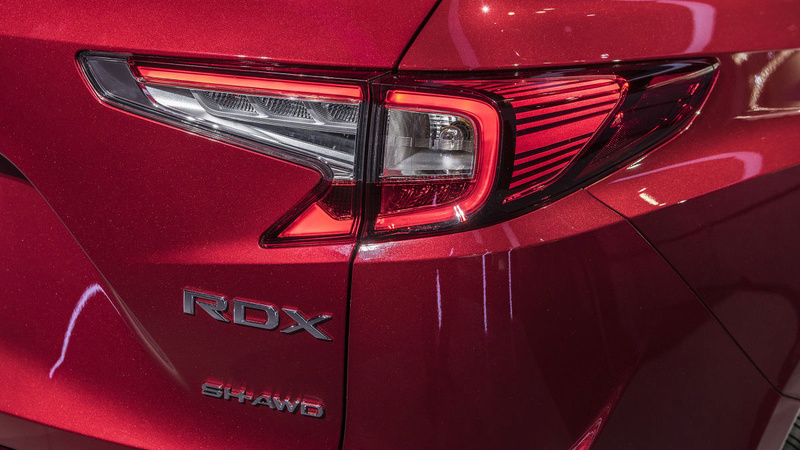 2018- [Acura] RDX D4fc5510