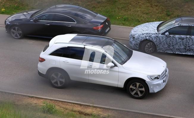 2018 - [Mercedes-Benz] GLC/GLC Coupé restylés D51d6e10