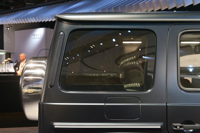 2017 - [Mercedes-Benz] Classe G II - Page 8 D5a5b010