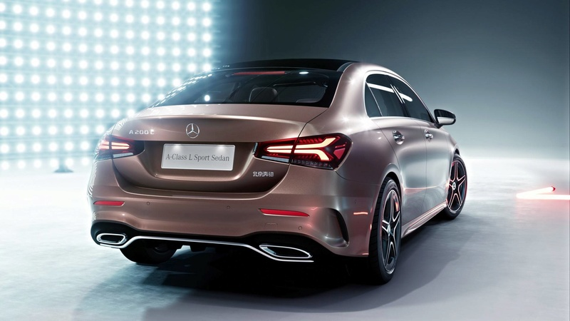 2018 - [Mercedes-Benz] Classe A Sedan - Page 4 D6042310