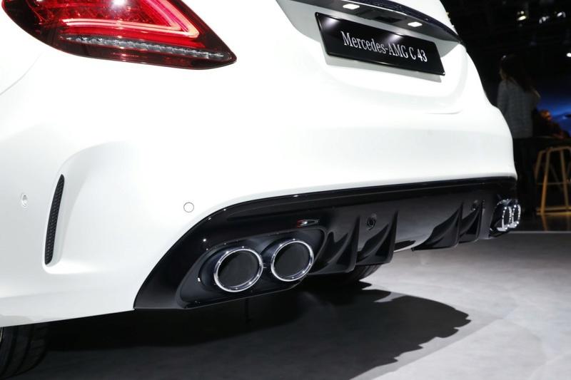 2018 - [Mercedes] Classe C Restylée [W205/S205] - Page 4 D7df0010