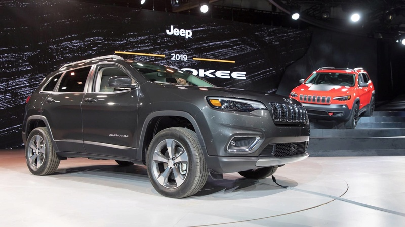 2016 - [Jeep] Cherokee restylé - Page 2 D82fb510