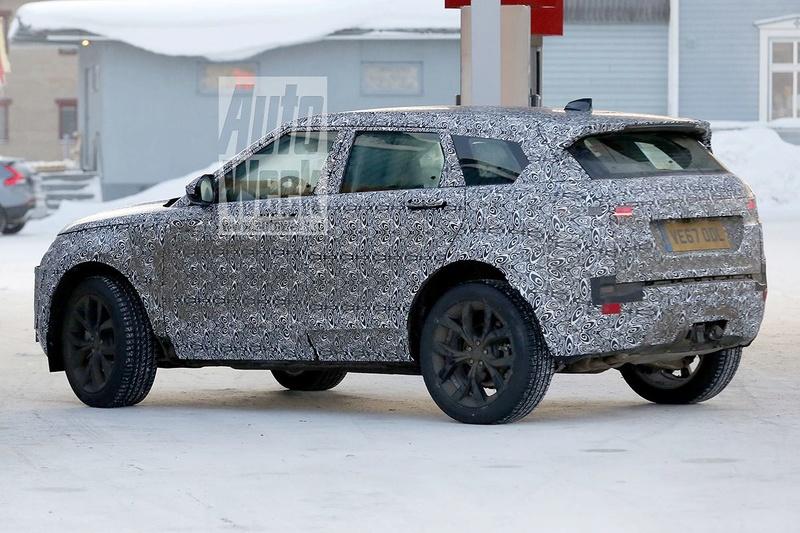 2018 - [Land Rover] Range Rover Evoque II D8312f10
