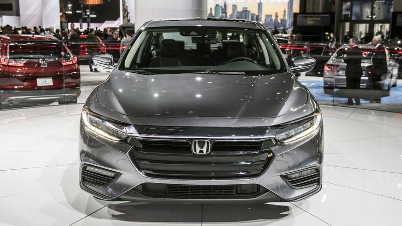 2018 - [Honda] Insight III D9574c10