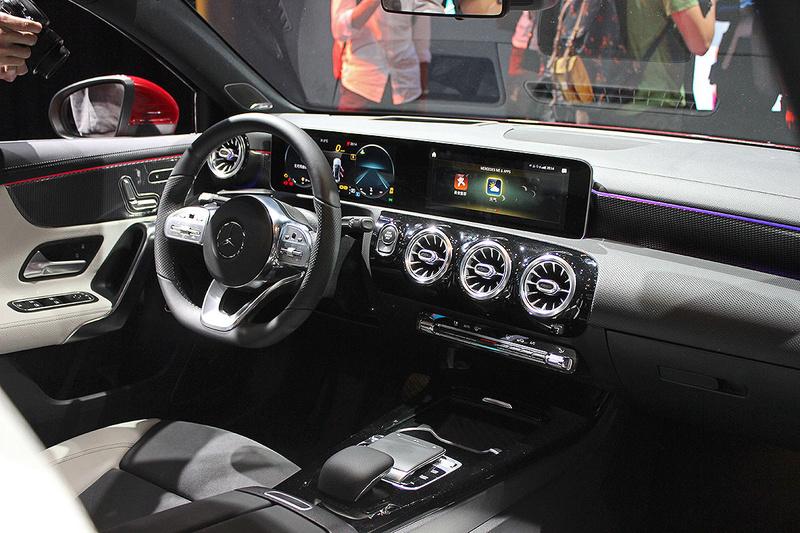 2018 - [Mercedes-Benz] Classe A Sedan - Page 4 D97b4e10