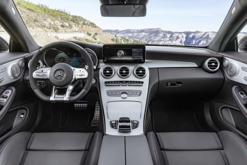 2018 - [Mercedes] Classe C Restylée [W205/S205] - Page 4 D9ba5b10