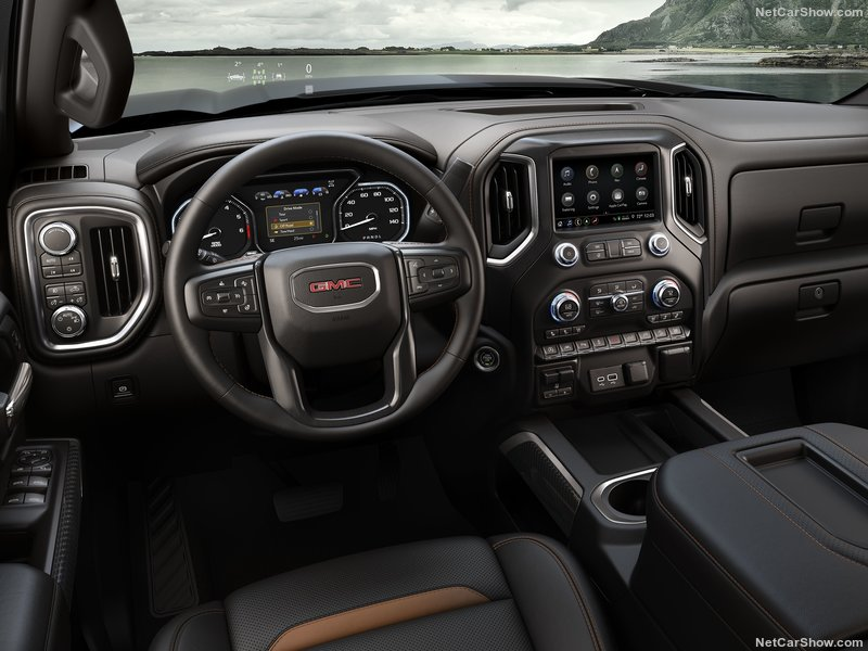 2018 - [Chevrolet / GMC] Silverado / Sierra - Page 2 Da214e10
