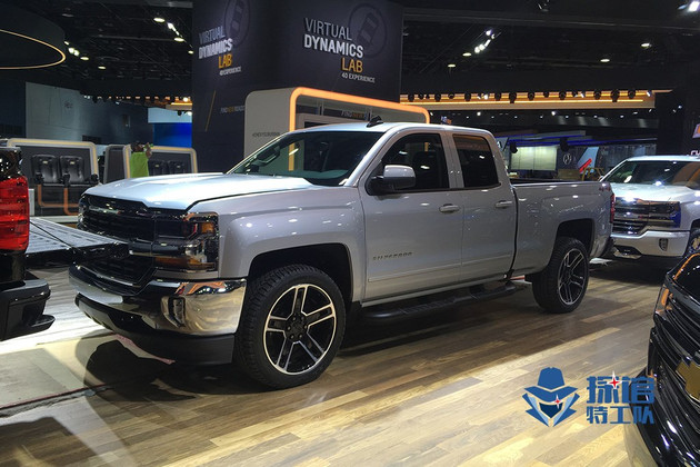 2018 - [Chevrolet / GMC] Silverado / Sierra Da47f910