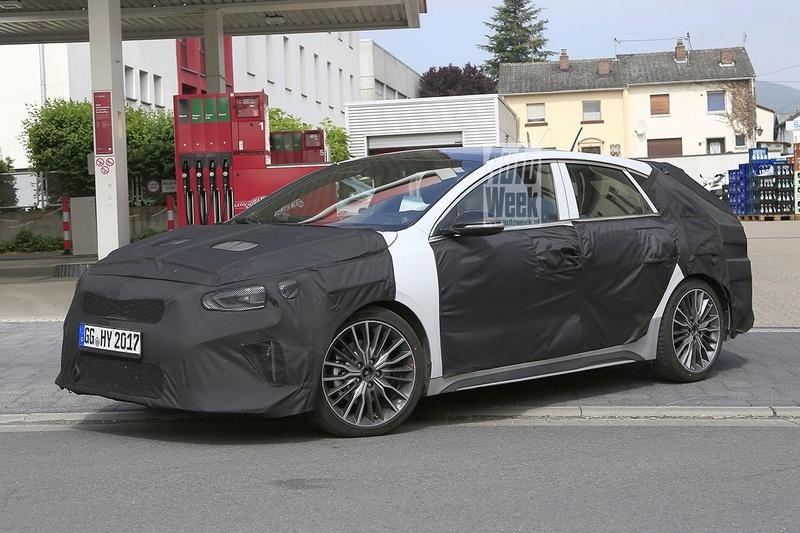 2018 - [Kia] Pro Ceed Da483810