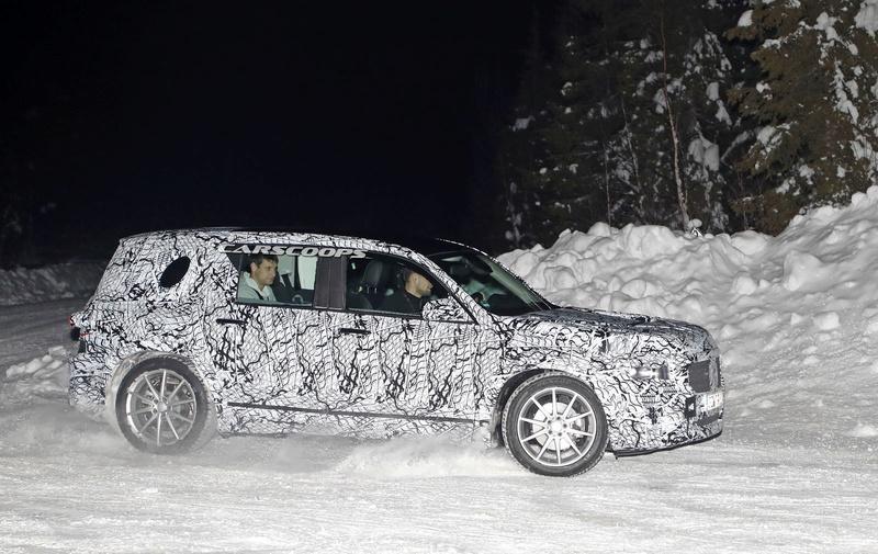 2018 - [Mercedes-Benz] GLB - Page 2 Da6e5010