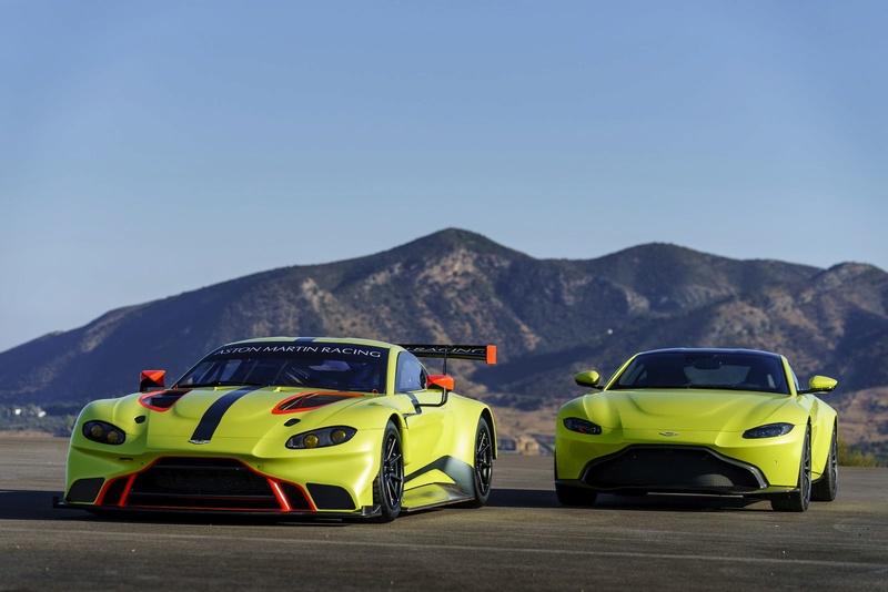 2017 - [Aston Martin] Vantage - Page 3 Dc13d510