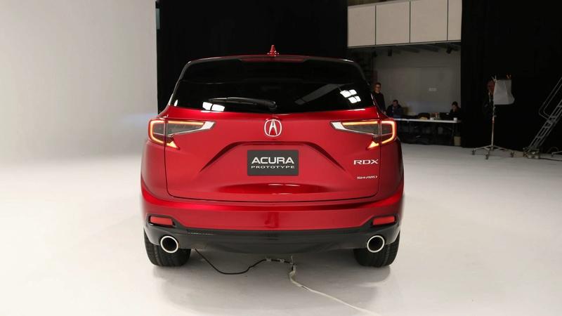 2018- [Acura] RDX Dc326b10
