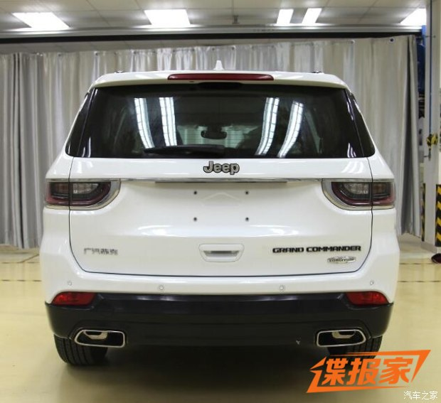 2018 - [Jeep] Grand Commander (K8) Dce6ad10