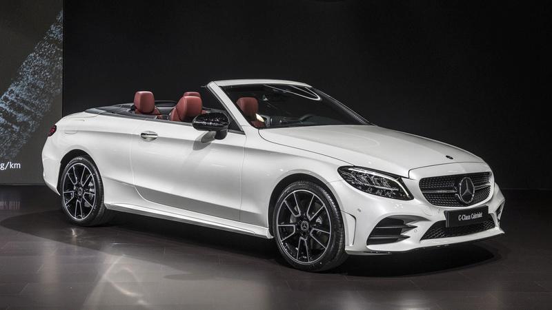 2018 - [Mercedes] Classe C Restylée [W205/S205] - Page 5 Ddc42710