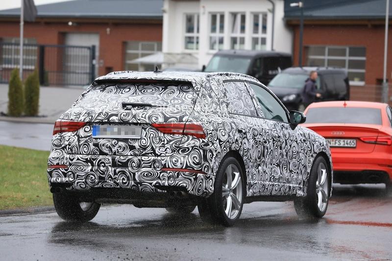 2018 - [Audi] Q3 II - Page 4 De049010