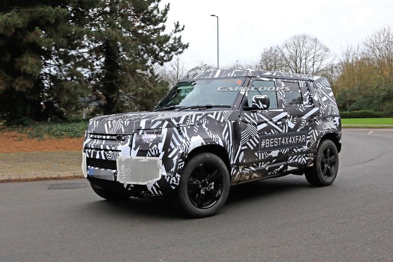 2018 - [Land Rover] Defender [L663] - Page 5 De2e4310