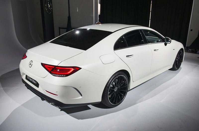 2018 - [Mercedes] CLS III  - Page 5 Deb61010