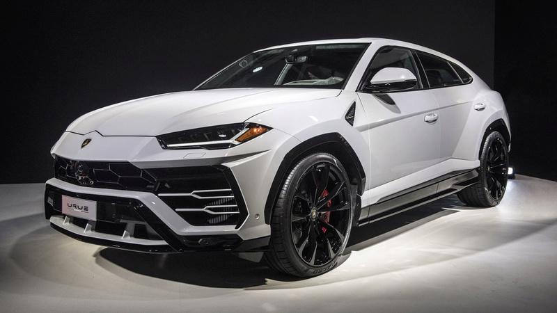 2018 - [Lamborghini] SUV Urus [LB 736] - Page 10 Deb81210