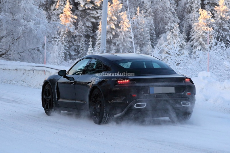 2019 - [Porsche] Taycan [J1] - Page 2 Ded4c510