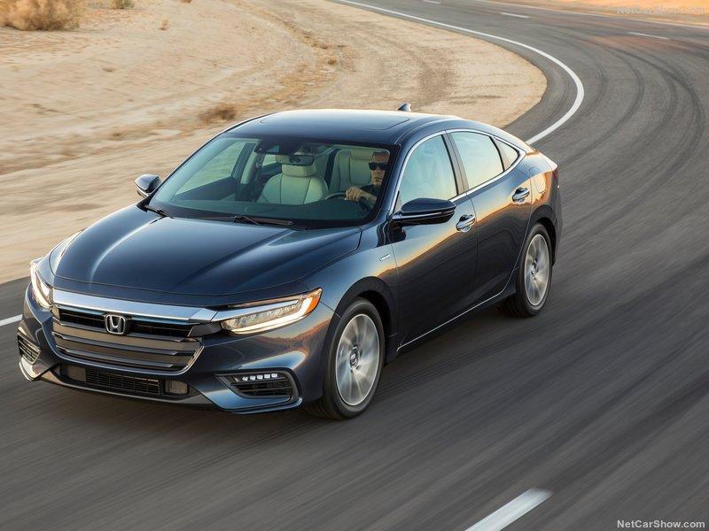 2018 - [Honda] Insight III Deff7510