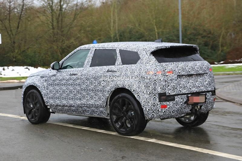 2018 - [Land Rover] Range Rover Evoque II Df142110