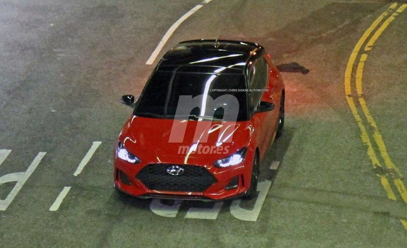 2018 - [Hyundai] Veloster II - Page 2 Df5a7010