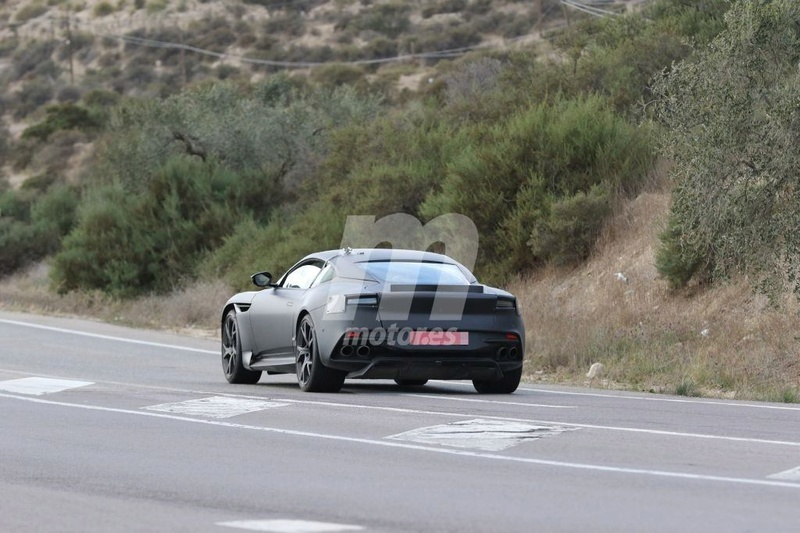2019 - [Aston Martin] DBS Superleggera Df754210