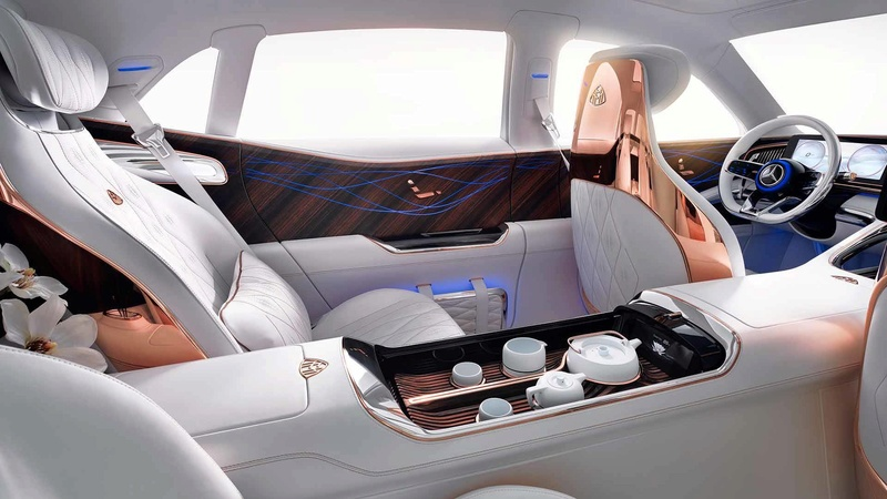 2018 - [Mercedes-Maybach] Vision Ultimate Luxury - Page 3 Df97dd10