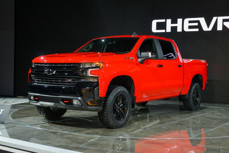 2018 - [Chevrolet / GMC] Silverado / Sierra E03c4910