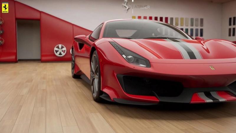 2018 - [Ferrari] 488 Pista - Page 6 E04d0410