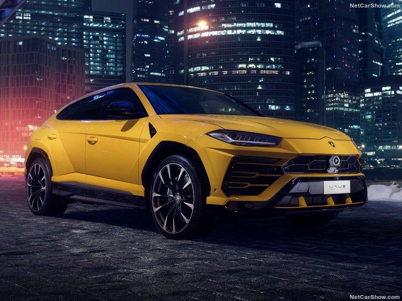 2018 - [Lamborghini] SUV Urus [LB 736] - Page 10 E137df10