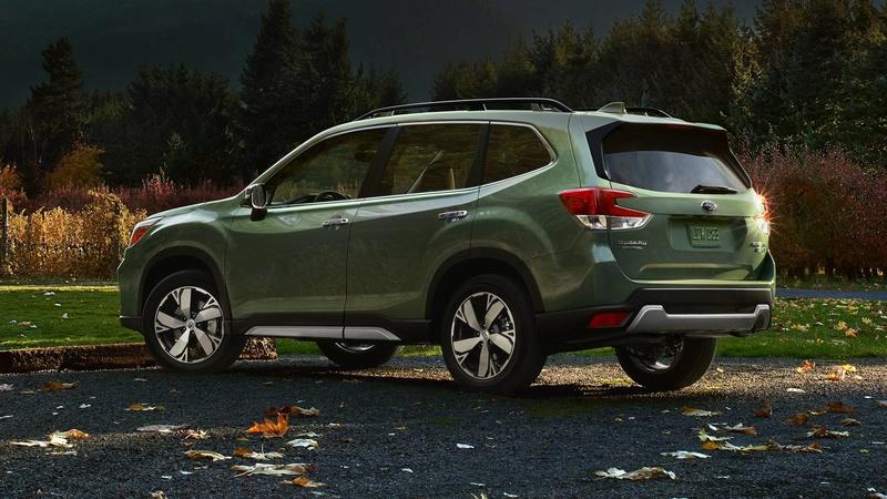 2018 - [Subaru] Forester - Page 2 E154a010