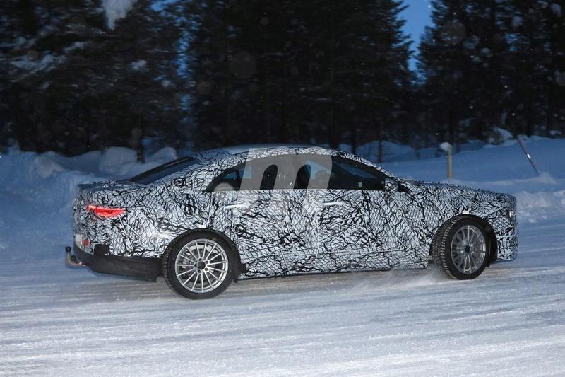 2019 - [Mercedes-Benz] CLA II E20f8e10