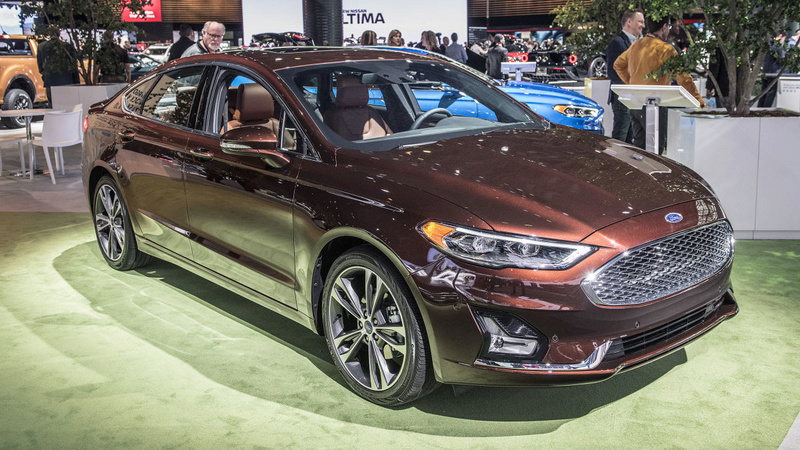 2016 - [Ford] Mondeo / Fusion restylée - Page 4 E25aea10
