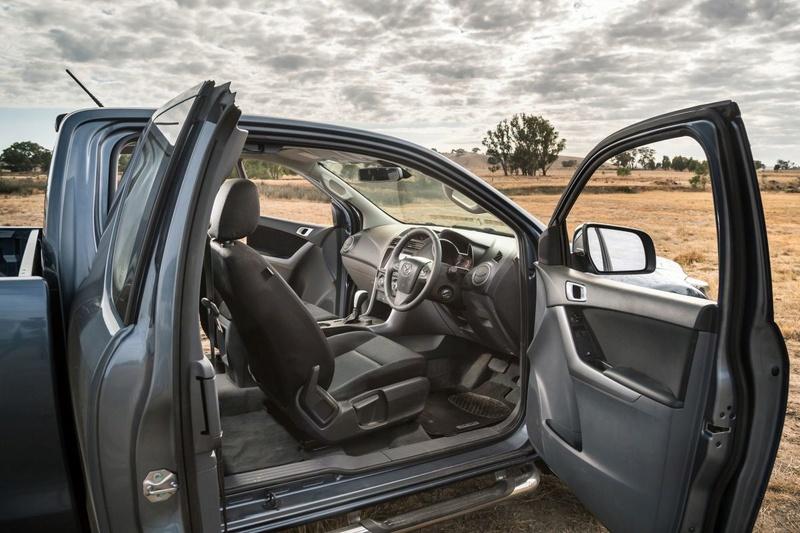 2015 - [Mazda] BT-50 restylé E2625e10