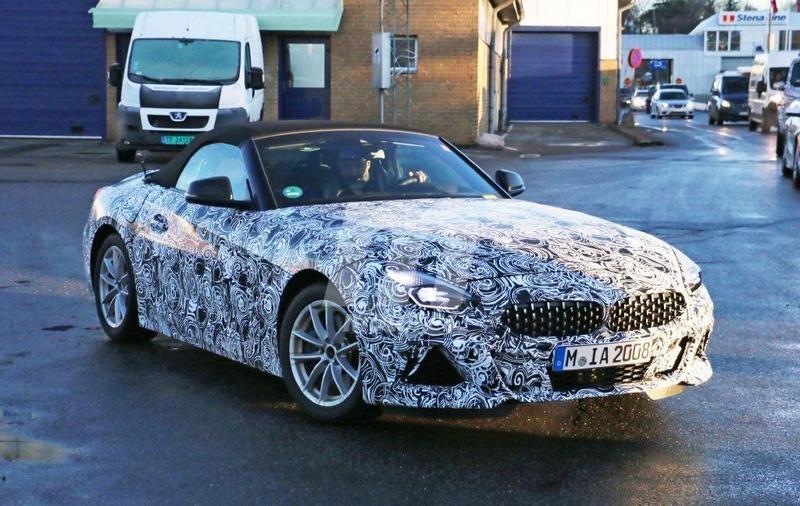 2018 - [BMW] Z4 (G29) - Page 4 E31a8510
