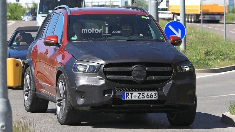2018 - [Mercedes] GLE II ( ML IV ) - Page 3 E365e410
