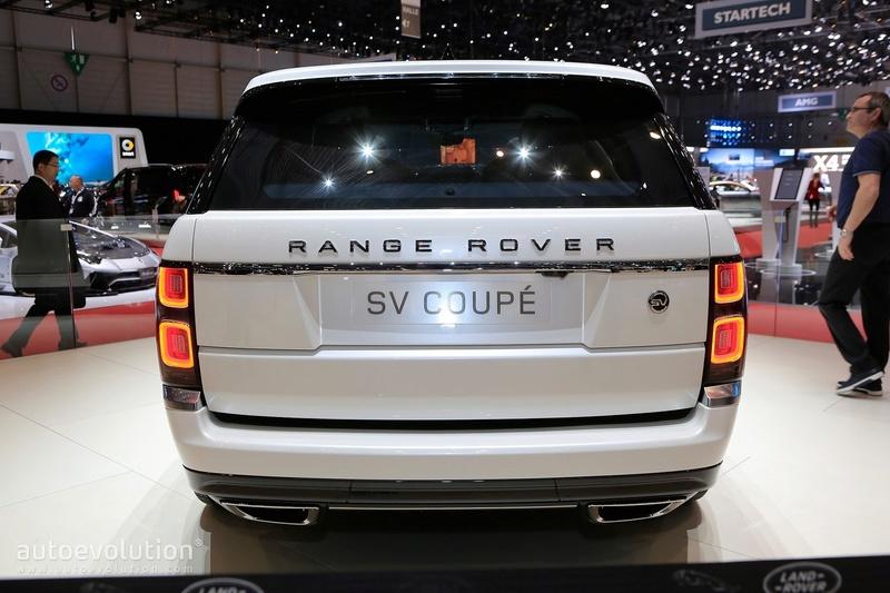 2019 - [Land Rover] Range Rover SV Coupé  - Page 2 E4044110